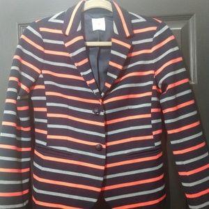 GAP academy blazer stripe